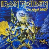 CD -  Iron Maiden - Live After Death (Importado)