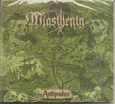 Miasthenia – Antípodas - DIGIPACK