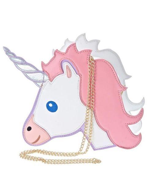 A Pink Unicorn Bag [Pronta Entrega]
