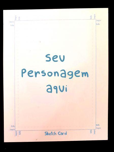 Sketchcard Personalizado