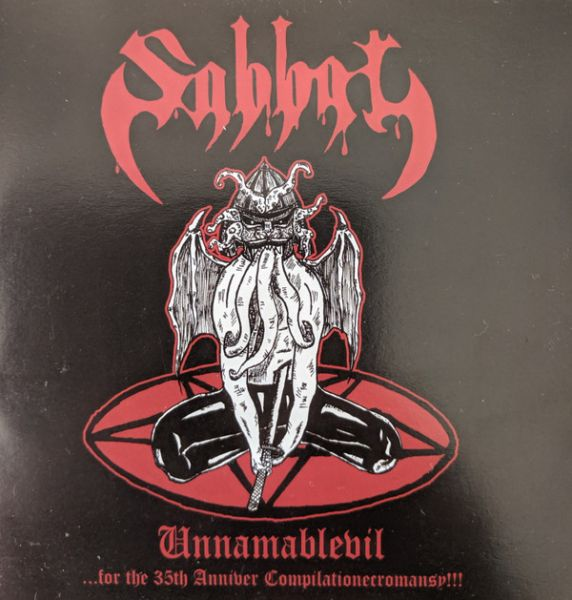 Sabbat - Unnamablevil ... For the For the 35 th Anniver Compilationecromansy (CD Duplo)