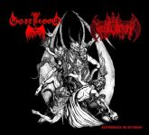 GOATBLOOD / NIHIL DOMINATION - Supremacía de Satanas - CD (digipack)