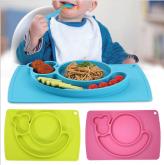 Esteira de Silicone Alimentação do Bebê