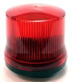 Caixa - Lente Vermelha p/ Sinalizador SC-80R Patola - Embalagem c/ 5 pçs