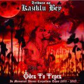 KAZIKLU BEY - Odes To Tepes - In Memorian Ademir Carpathian Tepes (1970-2013) - CD