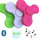 Hand Spinner Bluetooth com Led