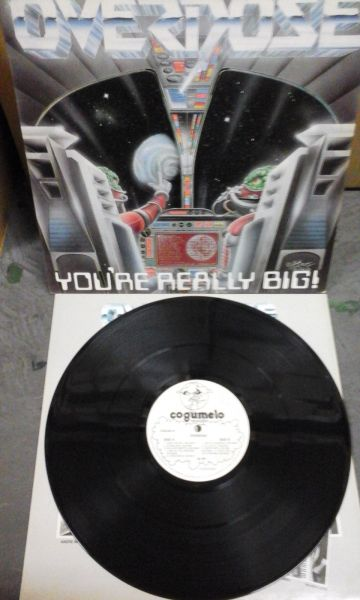 LP 12 - Overdose - You're Really Big