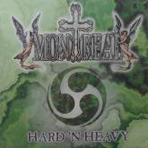 MONTREAL - Hard 'n Heavy (LP) Duplo - vinil branco