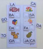 Alfabetização Família Silábica 1