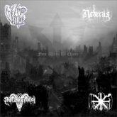 Four Ways to Chaos - Inferno Virtue / Naberus666 / Negro Bode Terrorista / Mankindend