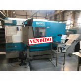 Torno CNC INDEX IT 600 Usado