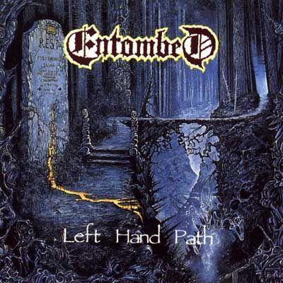 CD - Entombed - Left Hand Path