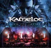 KAMELOT - I Am The Empire (digibox dvd + 2 cd´s - edição de luxo)