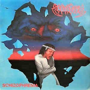 CD - Sepultura – Schizophrenia