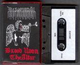 BLASPHEMY - Blood Upon The Altar - CASSETE (NWN version)