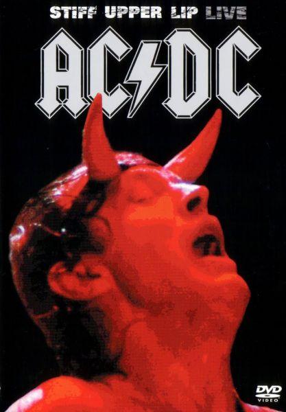 """AC/DC - """"Live in Munich, Alemanha"""" Stiff Upper Lip Tour DVD Nacional!!!"""