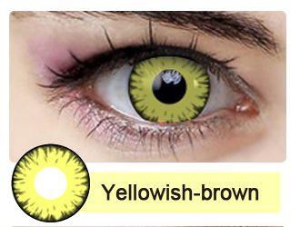 Yellow Shine - 14.5 mm