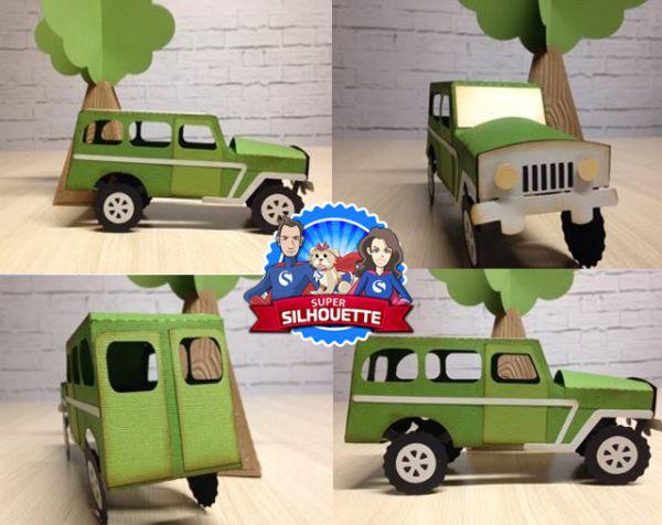 Coleção Carros 3D
