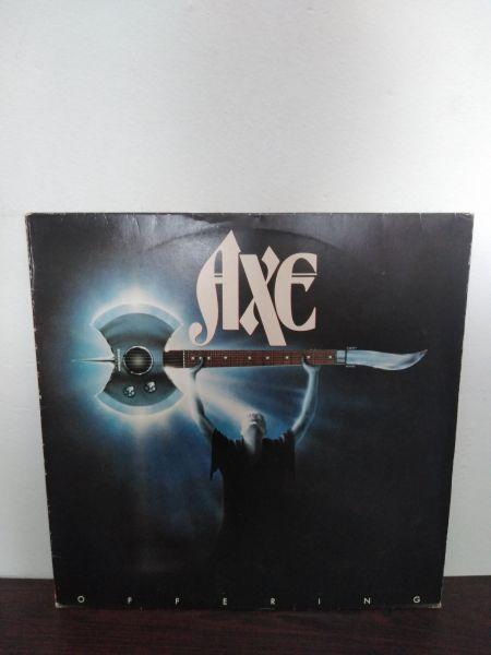 """Axe - """"Offering"""" LP Nacional!!!!"""