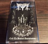 BAPHOMETS HORNS - Cult to Bestial Annihilation - CASSETE