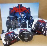 SARCOFAGO - INRI - CD (Slipcase + Poster)