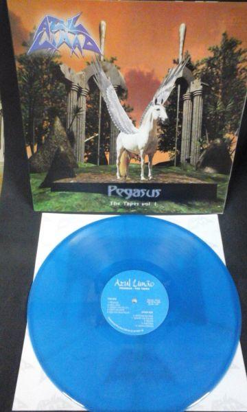 LP 12 - Azul Limão - Pegasus