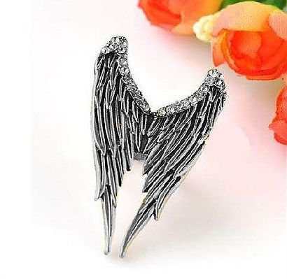 Anel Angel Wings