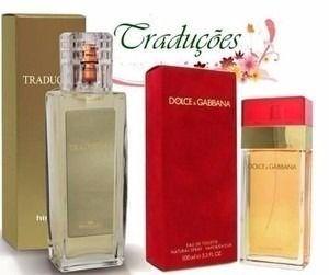 8832f908d1537 Traduções Gold nº 8 Dolce   Gabbana Hinode 100ml - Perfumes ...