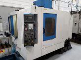 Centro de usinagem vertical KIA V-25 Duplo Pallet Usado