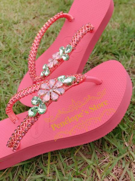 Havaianas Plataforma Pink