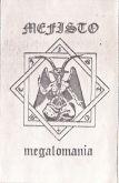 MEFISTO - Megalomania  - CASSETE (Demo 1986)