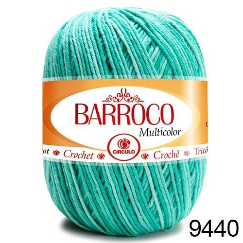 BARROCO MULTICOLOR 9440 - QUARTZO VERDE