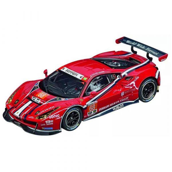 Autorama Evolution Pista Elétrica Ferrari x DTM 6,3m 1:32 Carrera