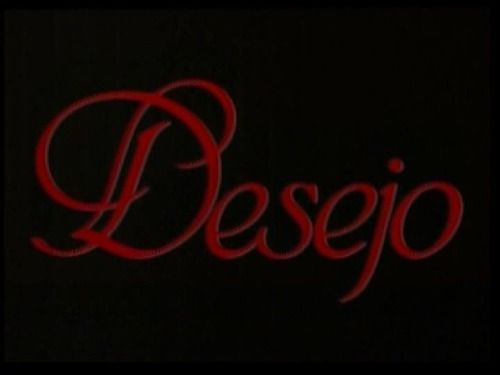 DVD Minissérie Desejo - Completa - Frete Gratis