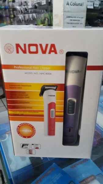 Maquina De Cortar Cabelo Barba Pelos-marca Inova Modelo Nhc ... 158b0a50a156
