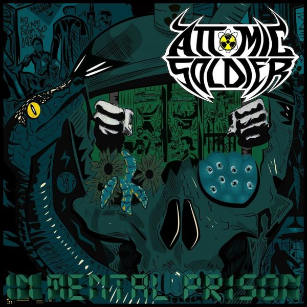 CD Attomic Soldier – In Mental Prison
