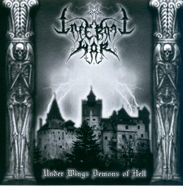 INFERNAL WAR 666 - Under Wings Demons of Hell  - (PHI - 004)