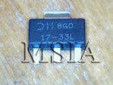 AP1117E33L-13 1117-33 AP1117-33 17-33 17-33L REGULADOR 3,3V SOT-223