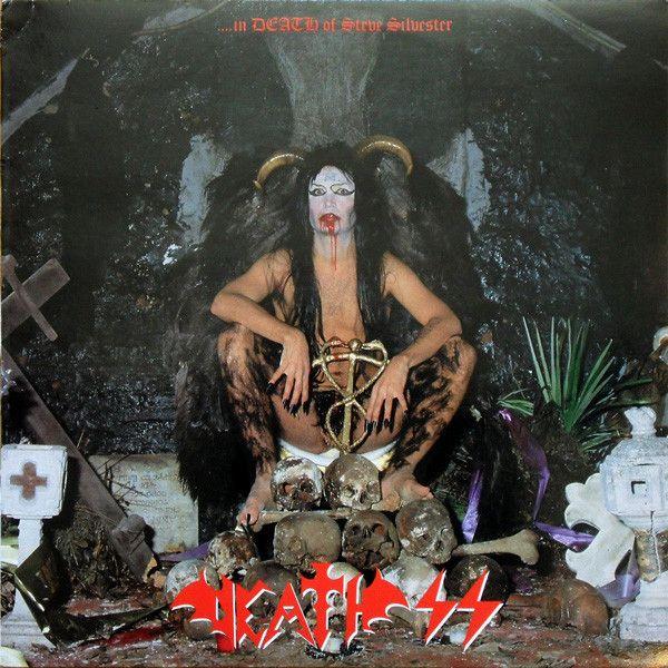 Death SS – In Death Of Steve Sylvester - CD