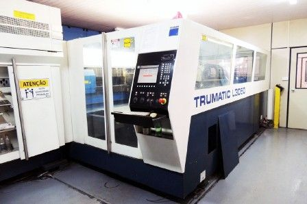 Máquina de Corte a Laser TRUMPF 5000 Watts