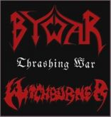 CD - By War / Witchburner - Thrashing War (Split)