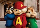 Papel Arroz Alvin e os Esquilos A4 005 1un