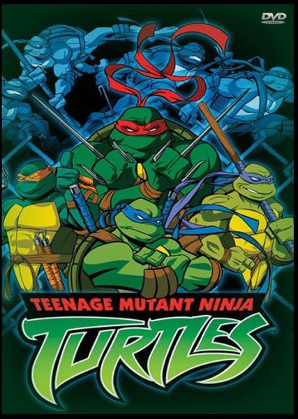 As Novas Tartarugas Ninjas Dublado