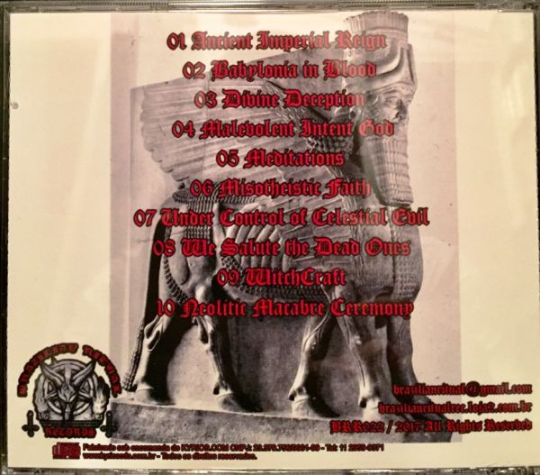 AD BACULUM - Somme Potens & Callidus - CD