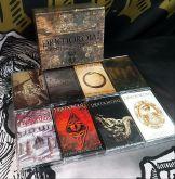 Primordial - A Heathen's Anthology (8-TAPE BOX)