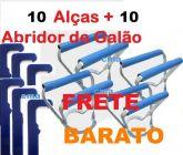 10 Alça + 10 Abridor de galão