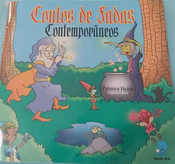 Coletânea Contos de fadas contemporâneos