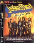 """Judas Priest - """"Fuel For Life"""" DVD Nacional"""