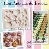 Mini Animais do Bosque
