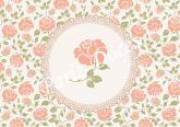 Papel Arroz Flores A4 001 1un